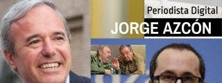 Zasca: el alcalde Azcón manda al comunista Cubero a 'adelgazar' en la dictadura cubana