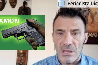 """Alfredo Perdiguero: """"Marlaska ha comprado a la Guardia Civil la pistola más barata, quiera Dios que funcione"""""""