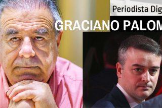 """Graciano Palomo: """"En política, todos los amigos son falsos y los enemigos verdaderos"""""""