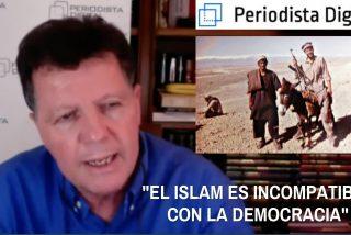 """Alfonso Rojo: """"El Islam es incompatible con la democracia"""""""