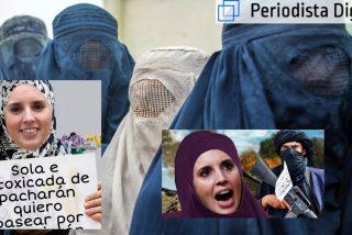 Irene Montero equipara la situación de la mujer en España a la de Afganistán