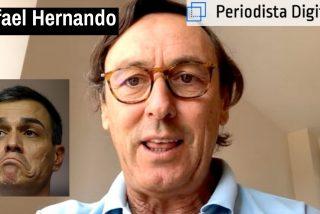 """Rafael Hernando: """"Sánchez no es 'Superman'; es 'Supermen...tiroso'"""""""