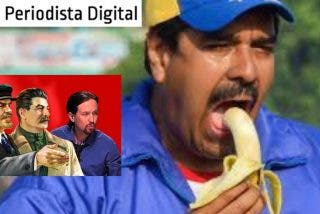 Unas 'cagadas' del comunista Maduro, buen amigo de PSOE y Podemos