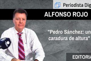 """Alfonso Rojo: """"Pedro Sánchez es un caradura de altura"""""""