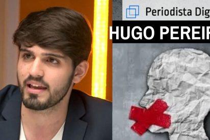 """Hugo Pereira: """"A cada segundo con Sánchez, España empeora"""""""