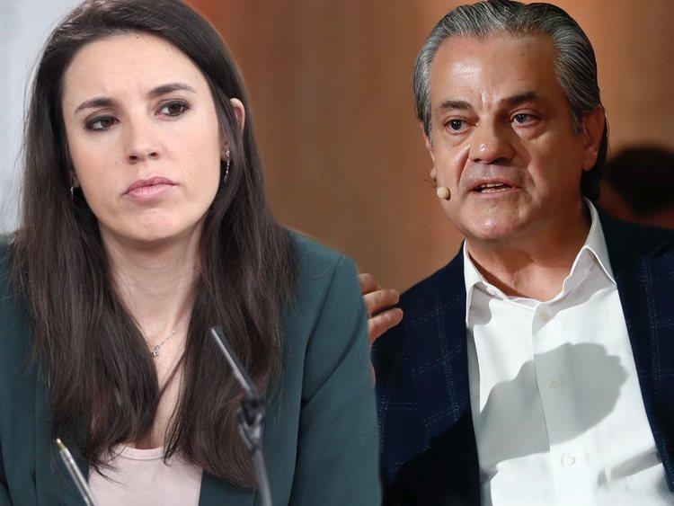 """El 'zasca' monárquico de Marcos de Quinto a Montero por su dislate sobre las afganas: """"Irene, ¿por qué no te callas?"""""""
