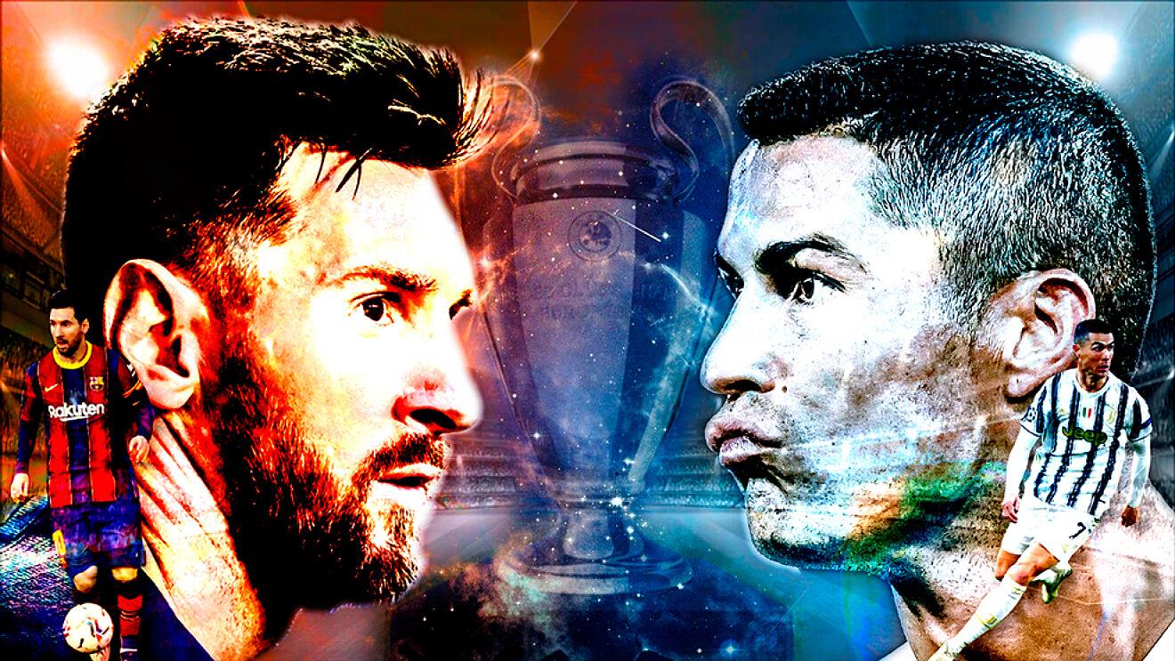 Cristiano Ronaldo ficha por el Manchester United y 'destroza' a Messi y al PSG