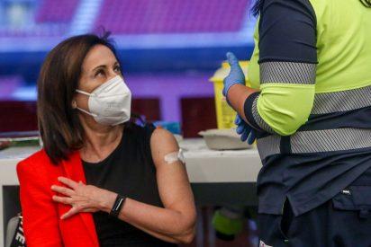 """Un exjuez presenta otra denuncia contra Margarita Robles y 'hiela' al Gobierno: """"Está a punto de entrar en prisión"""""""