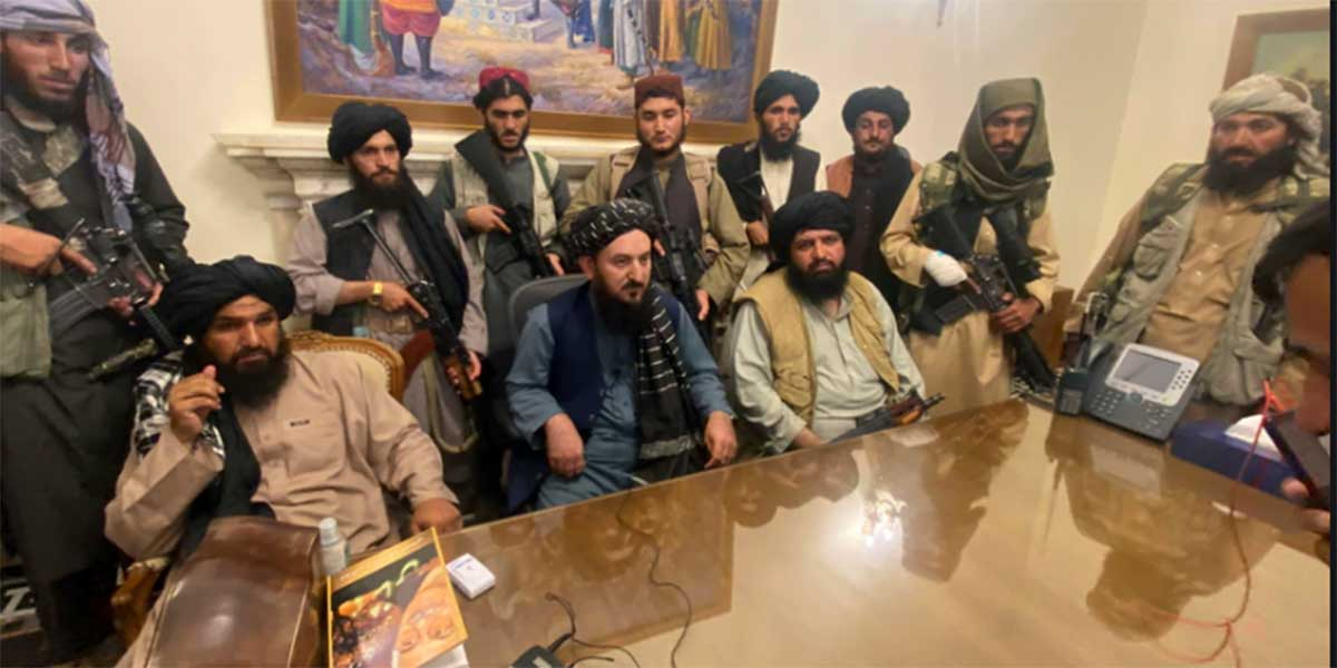 El terror de Afganistán: Talibanes sentencian a muerte al hermano de un traductor afgano que ayudó a las tropas de EEUU