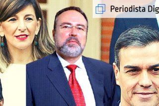 """Eduardo Tamayo (Ex-PSOE): """"Que Pedro Sánchez gobierne con Podemos es una aberración absoluta"""""""