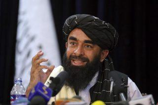 Las nuevas reglas de Afganistán: Un portavoz talibán recuerda que la música está prohibida y las mujeres no viajan solas