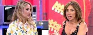 Alba Carrillo desprecia a María Patiño por su puntuación en el test de inteligencia
