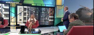 Tensión en laSexta Noche: mal rollo entre Elisa Beni e Hilario Pino por las interrupciones del presentador