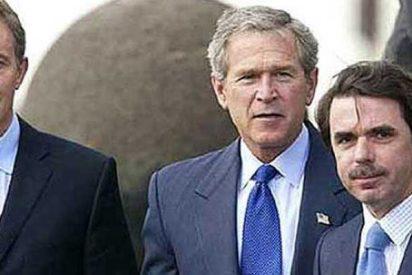 Otro patinazo de Rufián: culpa a Aznar de la invasión de Afganistán de 2001 con una foto de 2003