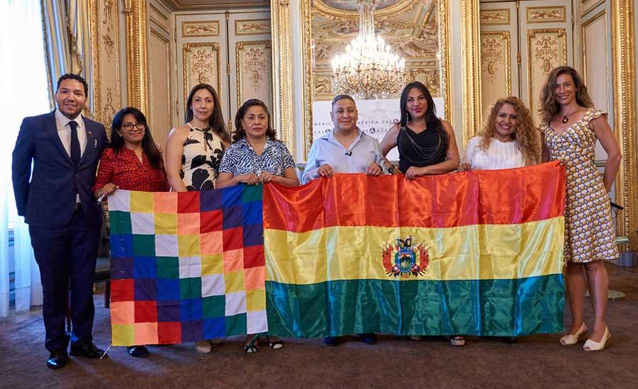 Casa de América - Madrid/ Ciclo 'Acá es Aquí': Bolivianos en España