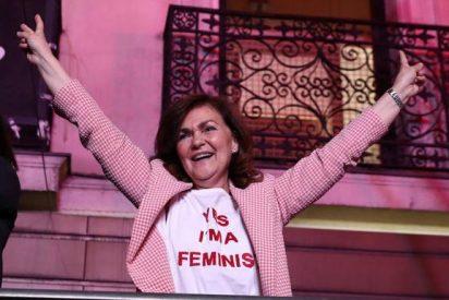 Moncloa detecta un centenar de pifias en el anteproyecto de Memoria Democrática de Carmen Calvo