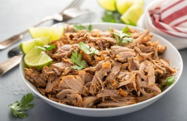 Cómo hacer carnitas mexicanas en la olla exprés 👈