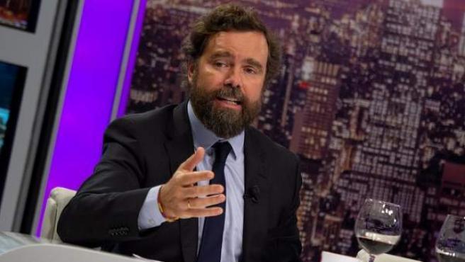"""Iván Espinosa de los Monteros: """"Si alguno de mis hijos vota a Podemos, se va de casa"""""""