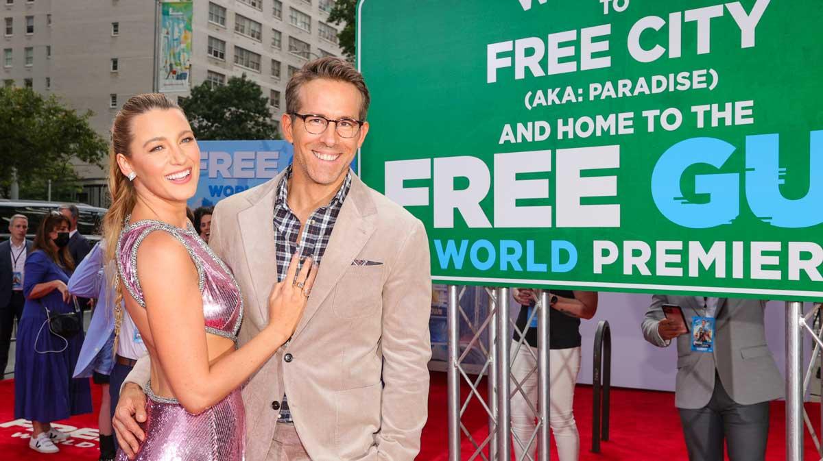 """Nueva York: Celebran la premiere mundial de """"Free Guy"""""""