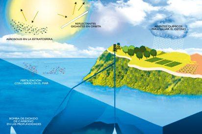Nos fumigan con nanopartículas metálicas y otras sustancias cancerígenas