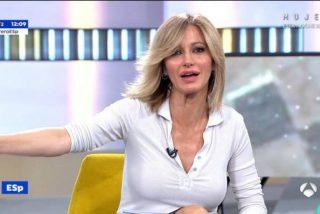 Susanna Griso 'interrumpe' sus vacaciones y arma un gran lío con Rocíito, Olga Moreno y Telecinco