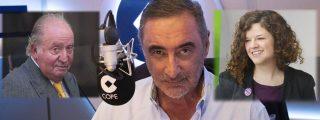 "Colosal 'viaje' de Herrera a una podemita de cuarta fila: ""¡Inútil, basura de la política!"""