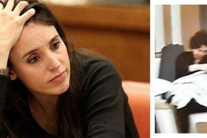 """Una ex de Podemos raja de lo lindo de Irene Montero y confirma las funciones de su niñera: """"Tenía una corte de vasallos para sus caprichos"""""""