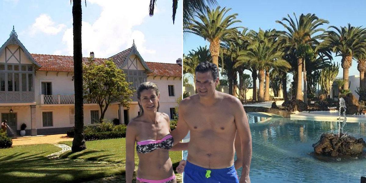 Arrancan las vacaciones de Sánchez, a todo trapo: lujo máximo en Costa Teguise y Doñana por un pastizal