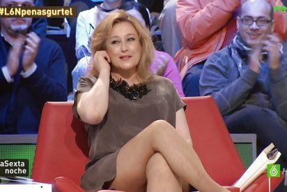 Elisa Beni, en una imagen de archivo de 'La Sexta Noche'.