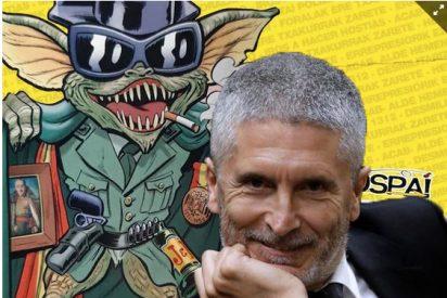"""Efrén Díaz Casal: """"España no tiene ministro del Interior, tiene un problema"""""""