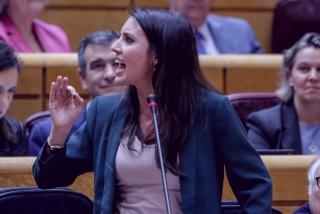 Irene Montero manipula datos oficiales para tapar a madres asesinas y culpar a los hombres