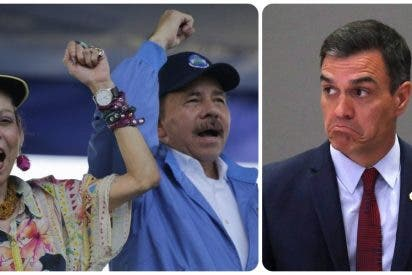 El dictador nicaragüense Daniel Ortega huele la debilidad de Pedro Sánchez y lanza un salvaje ataque contra España