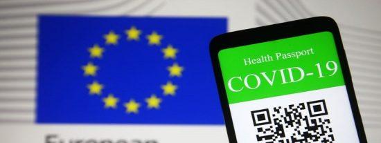 Sólo los europeos vacunados contra la COVID-19 podrán entrar en Estados Unidos