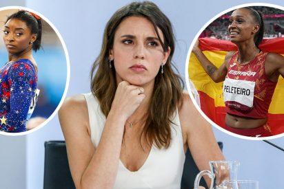 """Soberbio reproche a la """"incontinente"""" Montero: menos preocupación por Biles y más por las españolas, los policías y los periodistas"""