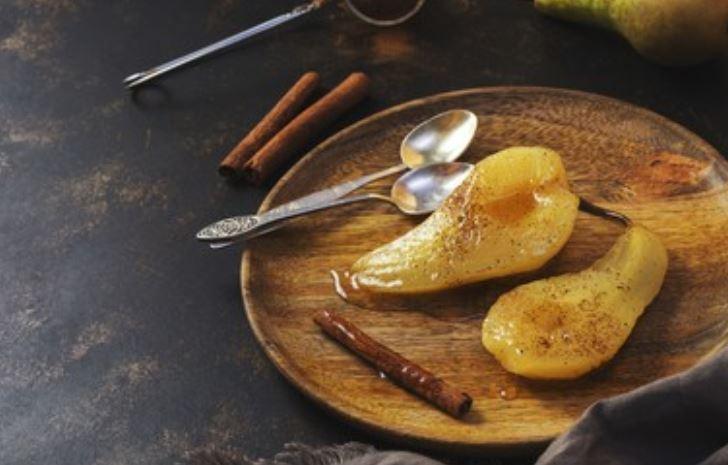 Cómo hacer peras al horno