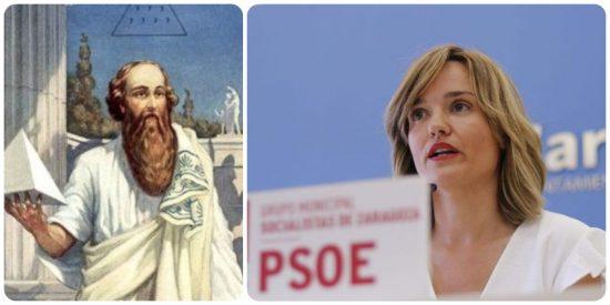 Si Pitágoras levantara la cabeza...: El Gobierno Sánchez pretende imponer unas Matemáticas con perspectiva de género