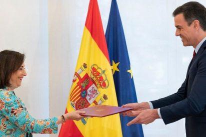 Alarma en Moncloa: Pedro Sánchez, implicado en los papeles de las denuncias a Margarita Robles