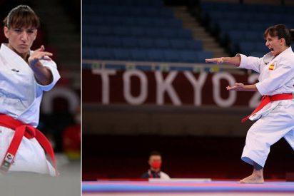 España suma su segundo oro: Sandra Sánchez, campeona olímpica en kata (kárate)