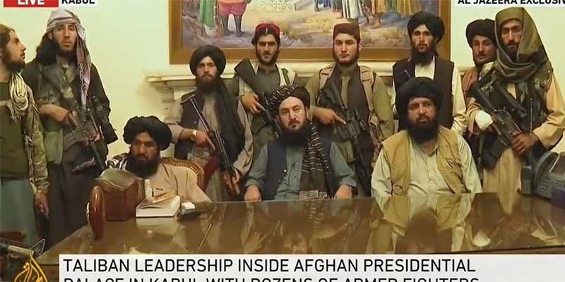 Mensaje a Montero y a las feministas de cartón-piedra: aquí tienen el nuevo gabinete paritario de Afganistán