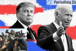 El demoledor vídeo de Trump contra Biden por su apoteósico fracaso en Afganistán