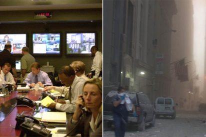 20 años del 11-S: el Servicio Secreto de EEUU publica fotos inéditas del ataque terrorista