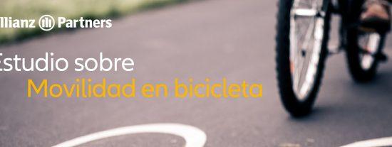 Los robos y accidentes son las mayores preocupaciones de los usuarios de bicicleta, según Allianz Partners