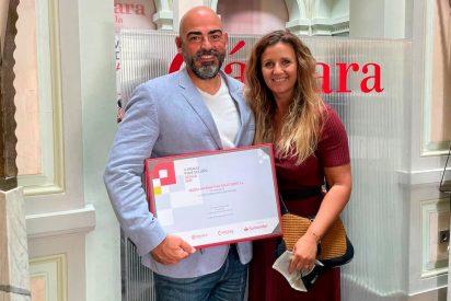 Media Interactiva obtiene el Accésit a la Internacionalización de los Premios Pyme del Año 2021 de Sevilla