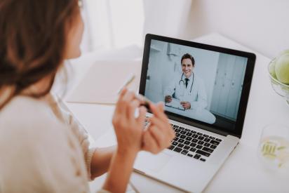 Pacientes conectados: la telemedicina aprueba con nota ante la crisis sanitaria