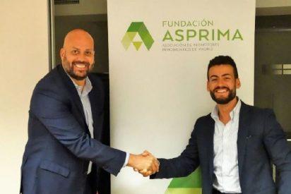 Akiles se convierte en la primera startup en colaborar con Fundación Asprima