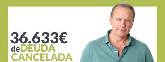 Repara tu Deuda Abogados cancela 36.633€ en Palma de Mallorca (Baleares) con la Ley de Segunda Oportunidad