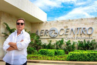 Constantino Bonaduce: Anuncia rondas de negocios del Parque Industrial Aerocentro con empresas europeas