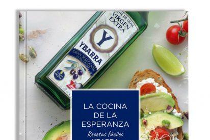 """Ybarra lanza el libro de recetas solidario 'La Cocina de la Esperanza' para apoyar al reto """"Tu Casa Azul"""""""