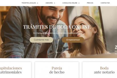 """Zankyou.es digitaliza los trámites de boda en España. Las parejas podrán decir """"adiós"""" a los juzgados"""
