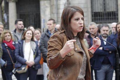 La defenestración de Adriana Lastra como portavoz del PSOE en el Congreso provoca un sinfín de mofas tuiteras